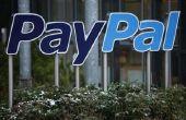Hoe kan ik een selectievakje op een PayPal-rekening storten?