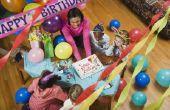 Hoe een geweldige 4-jarige verjaardag feestje