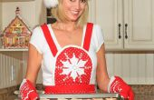 Hoe maak je een Mrs. Claus kostuum