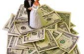 Fondsenwerving ideeën voor bruiloften