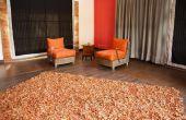 De beste garen te maken van tapijten