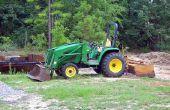 John Deere bijlagen voor grasmaaiers