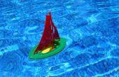 Hoe maak je een Model-boot die drijft