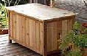 Hoe maak je een bank hout opslag
