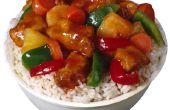 How to Make Chinese zoete en zure kip