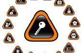 Hoe vindt u het wachtwoord voor een gecodeerde RAR-bestand
