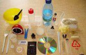 Wat Is gerecycleerde kunststof voor gebruikt?
