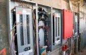 Hoe een 220 Volt begane fout Circuit Breaker draad