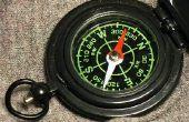 Hoe de zorg voor een magnetisch kompas
