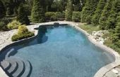 Hoe maak je een Privacy-scherm voor een zwembad