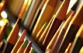 Wat potloden zijn voor het schetsen op doek?