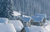 Hoe te versterken dak balken voor sneeuw
