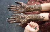 Hoe de praktijk Mehndi Designs