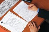 Hoe te schrijven in de Business-indeling