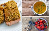 Voedsel te eten te stimuleren van hyaluronzuur voor jonger uitziende huid