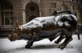Hoe vindt u Wall Street-Themed Decorations