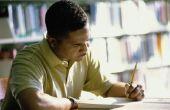 Hoe om te noemen een proefschrift in APA