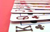 Regels van 7 kaart niet Peek