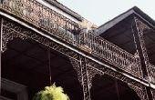 Hoe te te verfraaien van een huis van de New Orleans-stijl