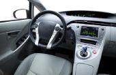 Hoe te een Toyota Prius rijden in de sneeuw