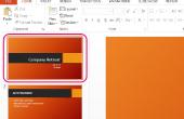 Hoe u een Powerpoint-dia als achtergrond voor het bureaublad