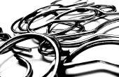 Hoe maak je gordijn ringen
