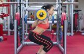 Hoe te bouwen been spier snel