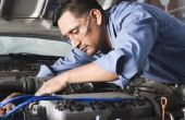 Hoe vindt u de TDC van een Chevy 350 met een HEI-distributeur