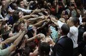 Hoe te ontmoeten van Barack Obama