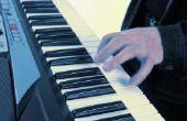 How to Fix Contact Pads op een digitale Piano