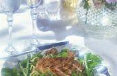 Goede manieren om Cook kip voor salade