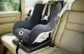 Wanneer overstappen van autostoeltje op Booster Seat?