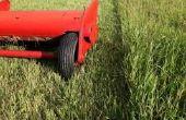 Koppel specificaties van een John Deere 757 paardrijden grasmaaier