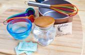 Hoe te zetten van Stevia poeder in siroop