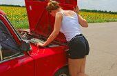 Hoe koelvloeistof zetten in een auto