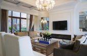 De beste plaats in Feng Shui om een spiegel in de woonkamer