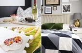 10 eenvoudige manieren om het gevoel van uw slaapkamer nog gezelliger te maken