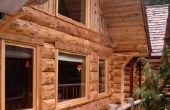 De nadelen van de bouw van een Log Home