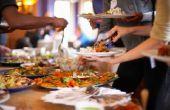 Creatieve manieren om mensen te brengen van voedsel aan een partij toewijzen