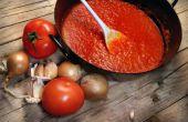 Waarom moeten zure voedingsmiddelen een metalen smaak ophalen?