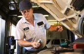 Het wijzigen van de Inlaat Spruitstuk pakking op een Ford F-150