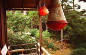 DIY veranda overhangen