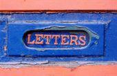 Hoe de berekening van de US Mail levertijd