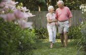 Economische plaatsen met pensioen te gaan