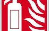 Hoe maak je een brandblusser met Baking Soda en azijn