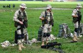 Hoe te dragen van de militaire kant van laarzen