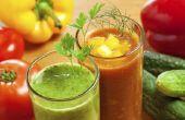 Sappen die laag in suiker & koolhydraten zijn