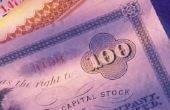 Hoe kan ik Record aandelenopties op een balans