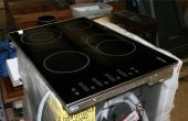 Aanbevolen kookgerei voor een glas Top elektrische actieradius