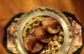 Kunt u bevriezen Meatloaf zonder het bakken?